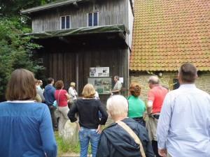 Deppendorfer Mühle, Wilhelm Gröver erläutert